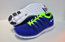 Nike Flyknit Shoes In 416