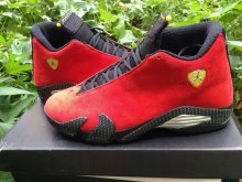 Air Jordan 14 Ferrari In