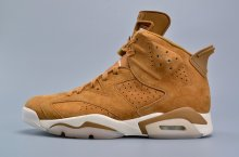 "AIR JORDAN 6 RETRO ""GOLDE"