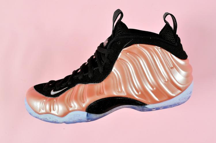 NikeMenAir Foamposite One Knicks Walmart Canada
