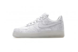 "2019 Clot x Air Force 1 Low ""1World"" Premium White / White - AO9286-100"