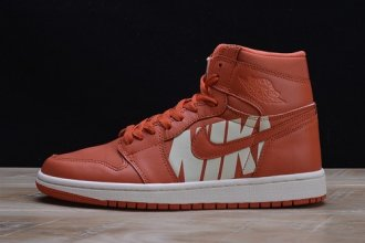 2018 Air Jordan 1 Retro High OG Vintage Coral/Sail 555088 800