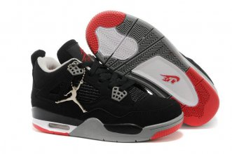 Air Jordan 4 IV Kids Shoes In 331023 For Kids