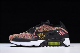 "Air Max 90 Ultra 2.0 Flyknit ""mult-color"" - Nike - 875943 002"